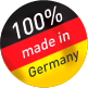 100% made in Germany